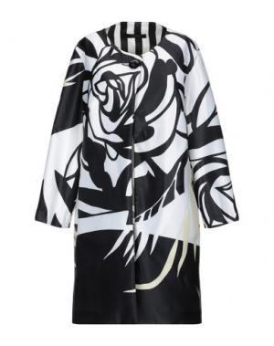 Легкое пальто EDAS. Цвет: белый