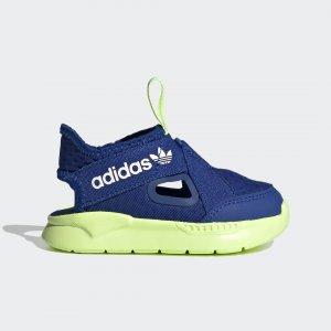 Сандалии 360 Originals adidas. Цвет: белый