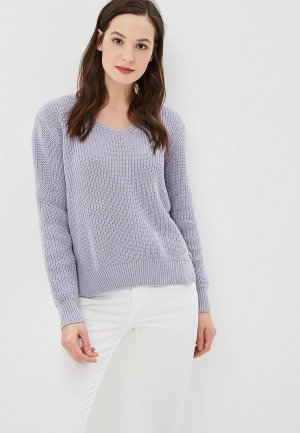 Пуловер JJ Wear. Цвет: фиолетовый