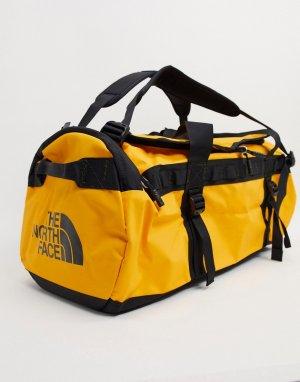 Желтая спортивная сумка вместимостью 71 л Base Camp-Желтый The North Face