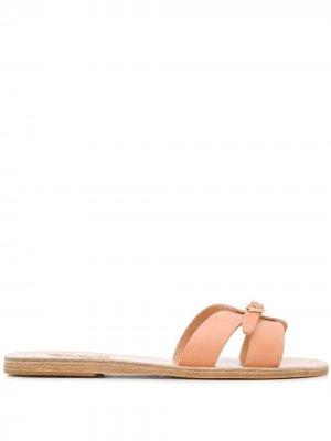 Сандалии Anna Ancient Greek Sandals. Цвет: нейтральные цвета