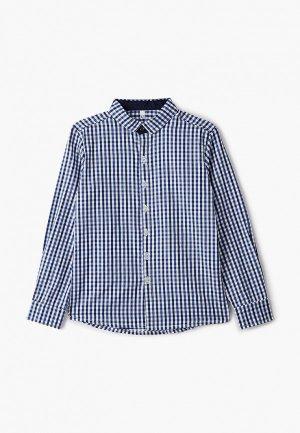 Рубашка Tforma. Цвет: синий