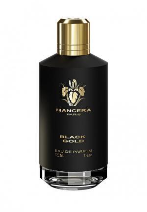 Парфюмерная вода Mancera BLACK GOLD 60 мл. Цвет: прозрачный