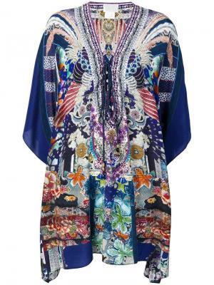 Короткое платье-туника Camilla
