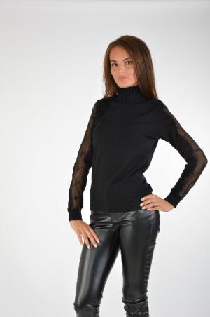 Водолазка Dolce&Gabbana DOLCE & GABBANA. Цвет: черный