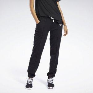 Спортивные штаны Training Essentials Reebok. Цвет: black