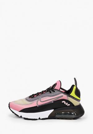 Кроссовки Nike W AIR MAX 2090. Цвет: разноцветный