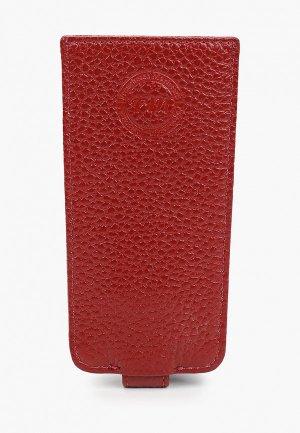 Ключница Franchesco Mariscotti. Цвет: бордовый