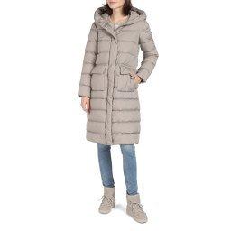 Куртка W9425X бежево-серый GEOX
