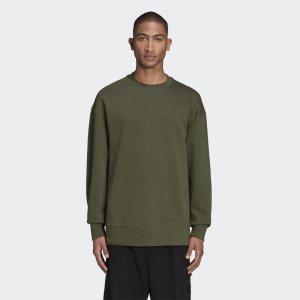 Свитшот Y-3 Classic by adidas. Цвет: зеленый