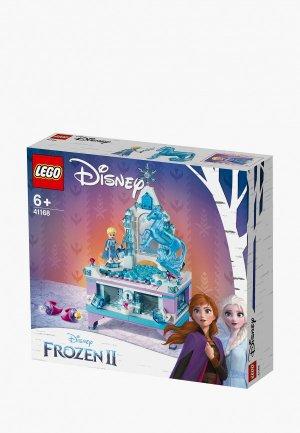 Конструктор LEGO Disney Princess 41168 Шкатулка Эльзы. Цвет: разноцветный