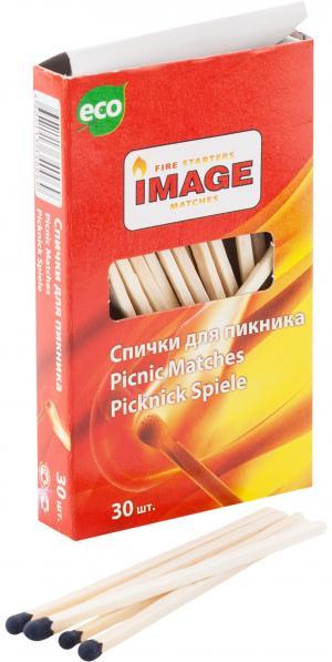 Спички для пикника Image. Цвет: белый