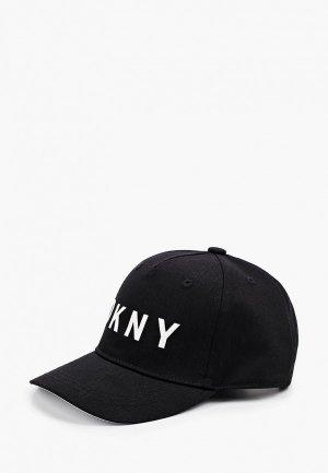 Бейсболка DKNY. Цвет: черный