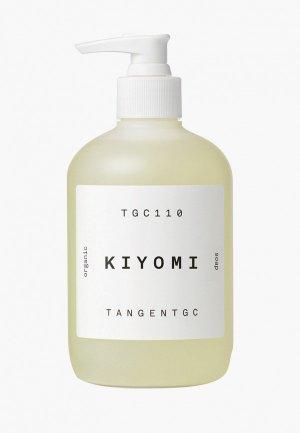 Жидкое мыло Tangent GC KIYOMI, 350 мл. Цвет: прозрачный