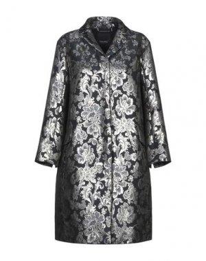 Легкое пальто 'S MAX MARA. Цвет: темно-синий