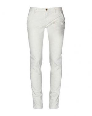 Повседневные брюки CAMOUFLAGE AR AND J.. Цвет: светло-серый