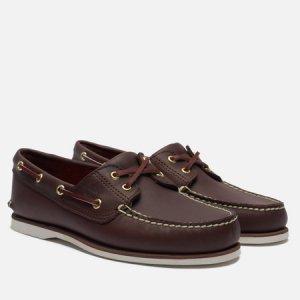Мужские ботинки Earthkeepers Classic 2-Eye Timberland. Цвет: коричневый