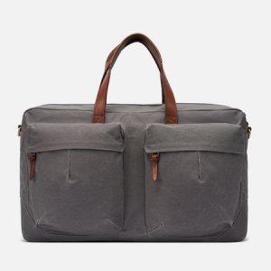 Дорожная сумка Tommy Trip Property Of.... Цвет: серый