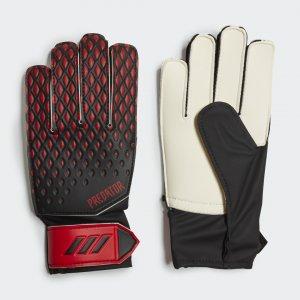 Вратарские перчатки Predator 20 Training Performance adidas. Цвет: красный