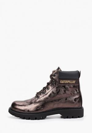 Ботинки Caterpillar LYRIC. Цвет: хаки