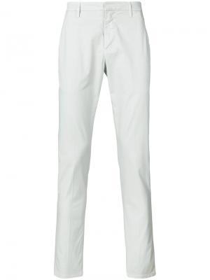 Классические зауженные брюки Dondup