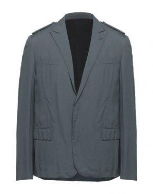Пиджак LANVIN. Цвет: свинцово-серый