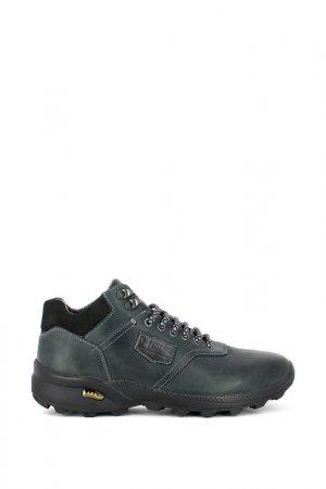 Ботинки HCS. Цвет: серый, черный