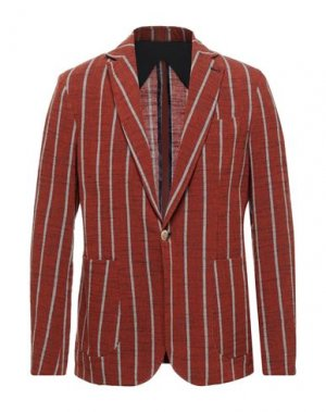 Пиджак NEILL KATTER. Цвет: ржаво-коричневый