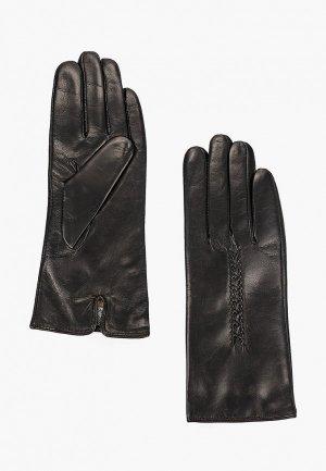 Перчатки Lantana. Цвет: черный