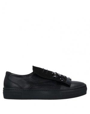 Кеды и кроссовки JARRETT. Цвет: черный