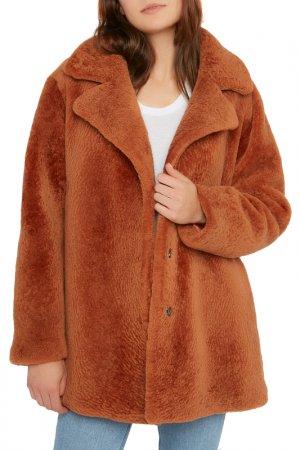 Coat Giorgio. Цвет: dark orange