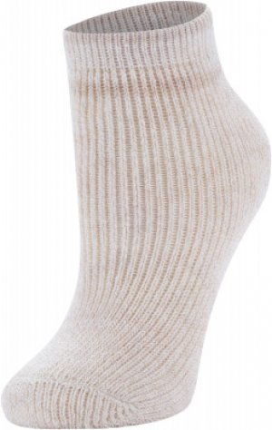 Носки для девочек , 1 пара, размер 23-26 Columbia. Цвет: бежевый