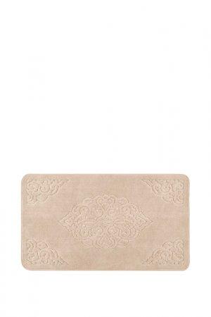 Комплект ковриков для ванной Togas. Цвет: бежевый