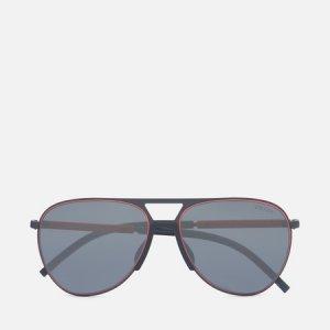 Солнцезащитные очки 51XS-TWW09L-3N Prada Linea Rossa. Цвет: серый