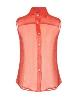 Pубашка COAST WEBER & AHAUS. Цвет: оранжевый