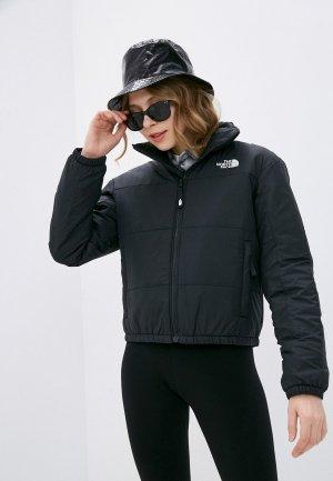 Куртка утепленная The North Face W GOSEI PUFFER. Цвет: черный