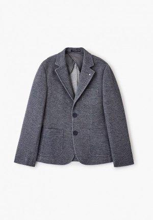 Пиджак Alessandro Borelli Milano. Цвет: серый