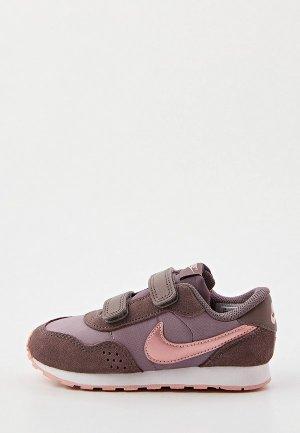 Кроссовки Nike MD VALIANT (TDV). Цвет: фиолетовый