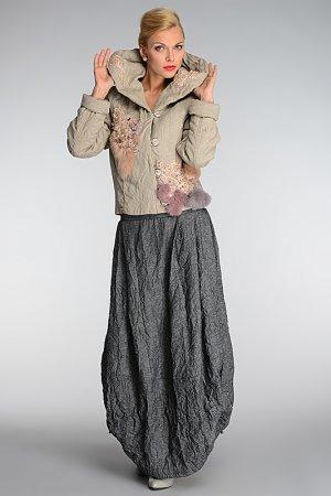 Куртка Kata Binska. Цвет: бежевый