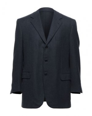 Пиджак BRIONI. Цвет: темно-синий
