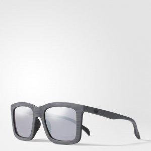 Солнцезащитные очки AOR015 Originals adidas. Цвет: черный