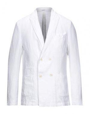 Пиджак OFFICINA 36. Цвет: белый