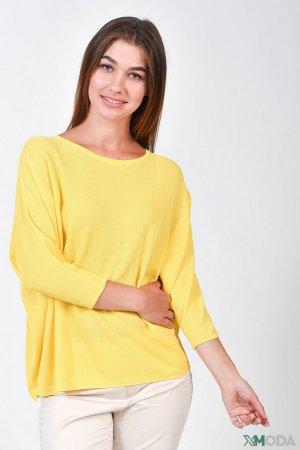 Пуловер Marc Aurel. Цвет: жёлтый
