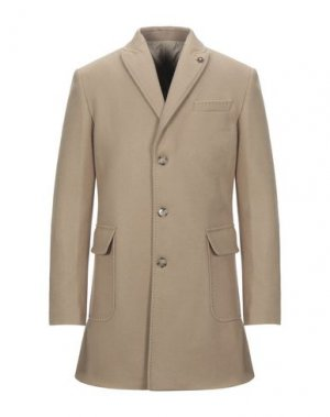 Пальто HAMAKI-HO. Цвет: песочный