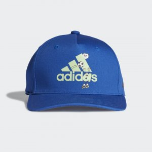 Кепка Cleofus Graphic Performance adidas. Цвет: синий