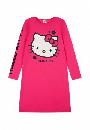 Сорочка ночная PlayToday. Цвет: розовый