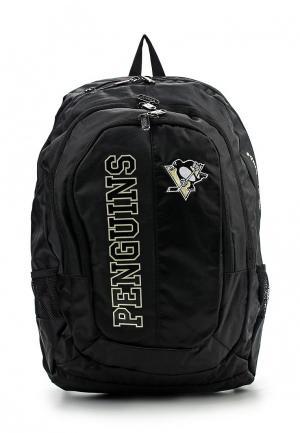 Рюкзак Atributika & Club™ NHL Pittsburgh Penguins. Цвет: черный