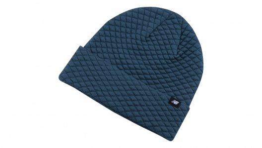 Шапки Warm Up Knit Beanie New Balance. Цвет: зеленый