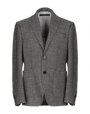 Пиджак BAD SPIRIT. Цвет: темно-коричневый