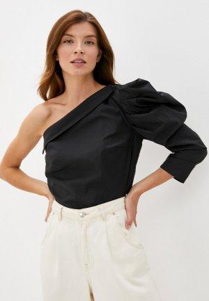 Блуза Lolita Shonidi. Цвет: черный